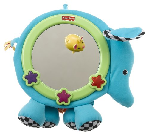 Miracles & Milestones - Rhymes Go Round Mirror