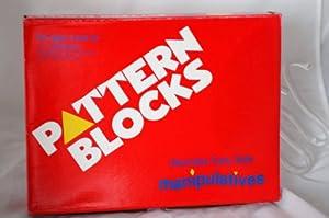 Macmillan Early Skills Manipulatives - PATTERN BLOCKS