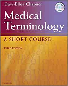 medical terminology a short course paperback Reviews-bio-summary-all formats-sale prices for medical terminology online for medical terminology: a short course (access code and textbook package isbn.