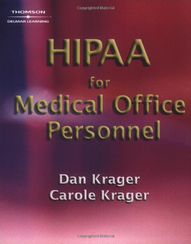 HIPAA for Medical Office Personnel