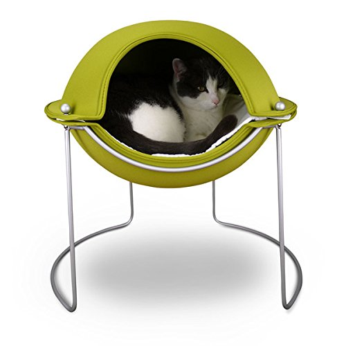 Pod Cat Bed - Reversible Modern Cat Furniture