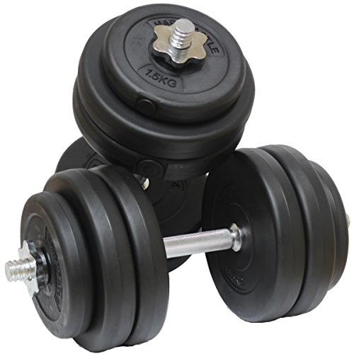 """Free Weights Vs Barbell: [10 Of 30] Mythbuster: """"I Don't Have Enough Space To"""