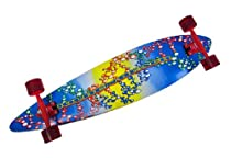 42 Inch Complete Pintail Longboard Speed Skateboard