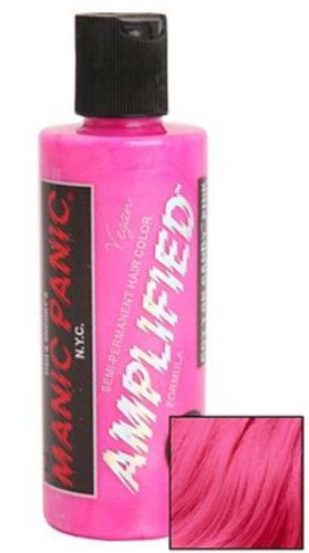 Manic Panic Amplified Hair Dye - Cotton Candy Pink #34