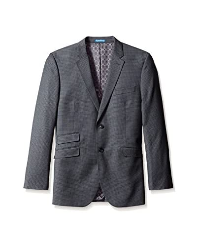 English Laundry Men's Check Sportcoat