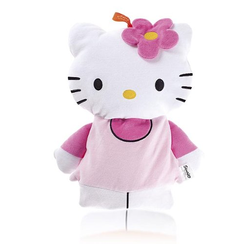 Fashy Cuddly Hot Water Bottle Hello Kitty 0.8L