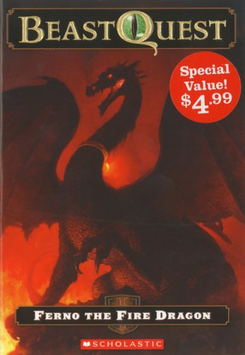 Beast Quest #1: Ferno the Fire Dragon: Special Value EditionFrom Scholastic Paperback