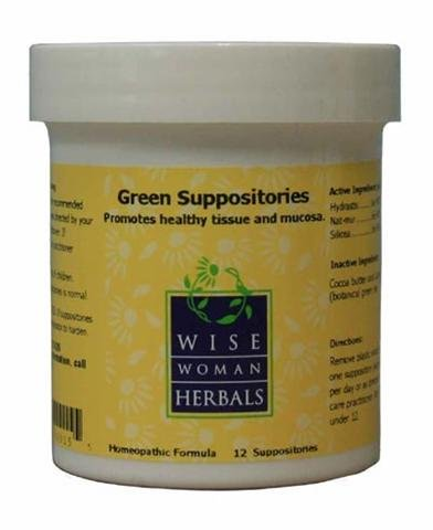 Wise woman herbals suppositories