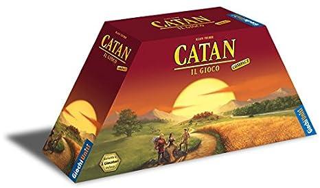 GIOCHI UNITI Compact Colons de Catan - Jeux Société