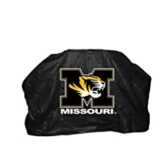Buy NCAA Missouri Tigers 68-Inch Grill Cover by Seasonal Designs