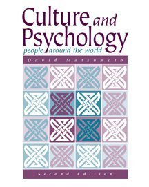 Culture and Psychology: People Around the World