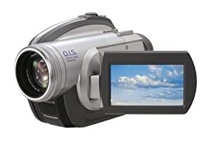 Panasonic VDR-D210 DVD Camcorder with 32x Optical Image Stabilized Zoom