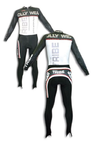 Cycling Winter Skinsuit - long sleeves and legs (DIEGO/a collection) XS