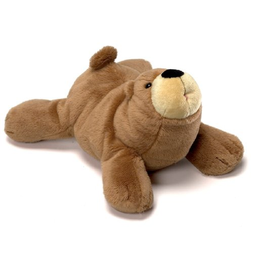 "Scoops Baily Brown Bear 6.5"" by Gund"
