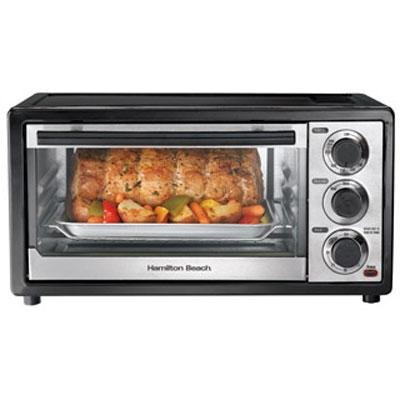 6 Slice Capacity Toaster Oven Promo Offer