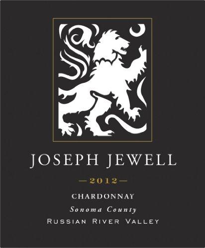 2012 Joseph Jewell Chardonnay Russian River Valley 750 Ml