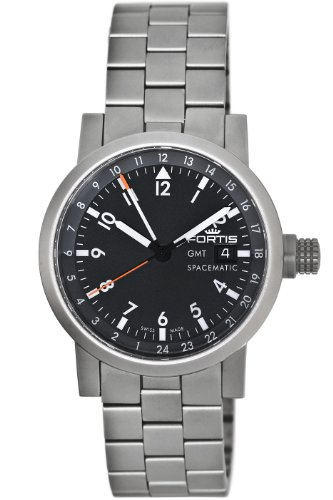Fortis Herren 624.22.11 M Spacematic GMT Uhr