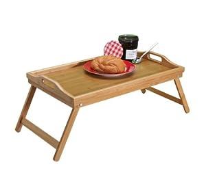 Natural Living Bamboo Breakfast Tray