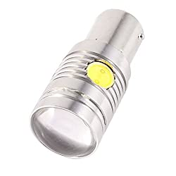 See Water & Wood White 4 SMD LED 1156 BAU15S Auto Car Brake Turn Light Lamp 13W DC 12V with Car Cleaning Cloth Details