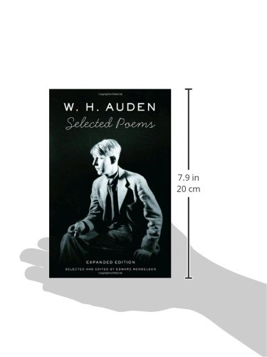 a review of audens poem spain Spain / books the best spanish-language poets you should read lauren cocking updated: 20 june 2017 (1950), as well as the poem sun stone (1957).
