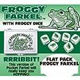 Froggy Farkel Flat Pack