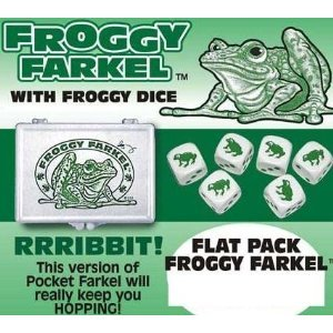 Froggy Farkel Flat Pack by Legendary Games - 1