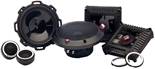 "Rockford Fosgate Power T125 5.25"" Power T1 2-way Full-Range Speakers"