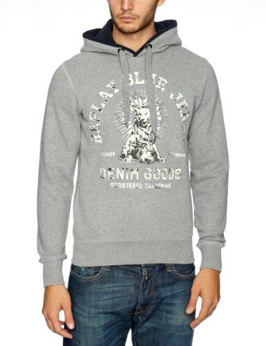 Replay M3198 Printed Men's T-Shirt Grey MediumMediumReplay M3198 Printed Men's T-Shirt Grey MediumM3198 .000.20770.M02    M