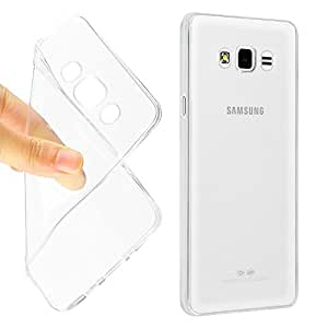 The Glam Life Ultimate Protection With Ultra Thin Soft Slim Clear Transparent Back Cover For Samsug Galaxy J7