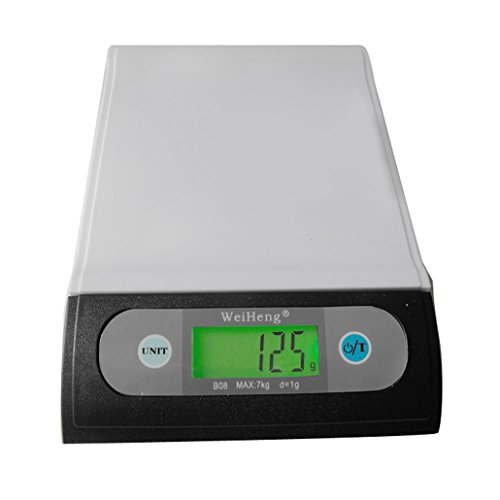 Weiheng WH-B08L Balance de Cuisine 7kg Maximum Précision 1g rétroéclairage