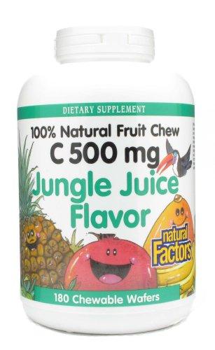 Natural Factors C 500Mg