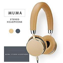 ROCK,Muma Stereo Headphone,Headphone,RAUO0512-92208,Gold