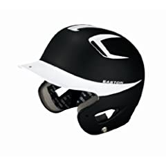 Easton Two-Tone Natural Grip Junior Batting Helmet by Easton
