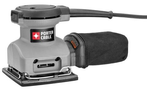 Find Discount PORTER-CABLE 380 1/4 Sheet Orbital Finish Palm Sander