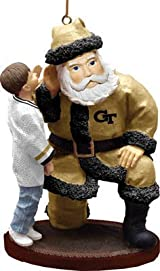 Santa's Secret Ornament-GA Tech