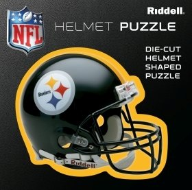 Pittsburgh Steelers Helmet Puzzle