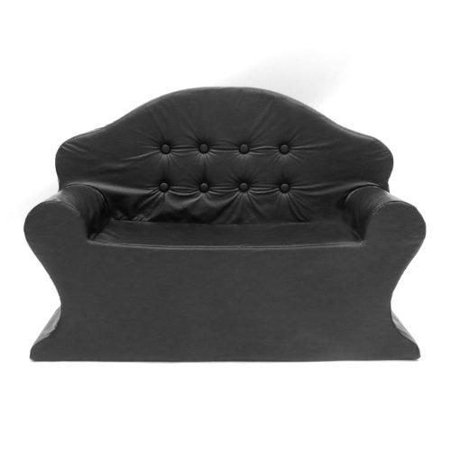 Foamnasium Black Sofa