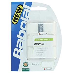 Buy Babolat Pack of 3 Incense Overgrip by Babolat
