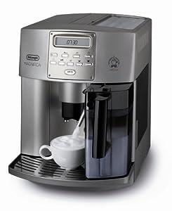 DeLonghi EAM3500 Magnifica Digital Super Automatic Espresso/Coffee Machine from Delonghi