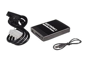 USB MP3 AUX SD CD Adapter Wechsler für MAZ1 OLD