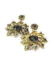 Aza Collections Dangle And Drop Earring For Women - B00QV8O3S0