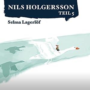 Die wunderbare Reise des kleinen Nils Holgersson mit den Wildgänsen 5 Hörbuch