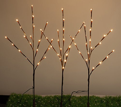 26 Inch Led Lighted Branches