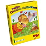 Jeu de cartes - Petites chenilles multicolores