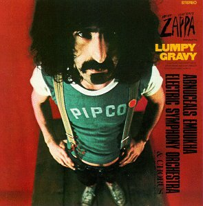Frank Zappa - Lumpy Gravy - Zortam Music