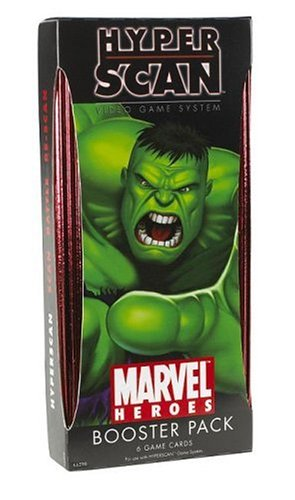 Marvel Comics Heros Booster Pack - Hyperscan Video Game System - 1