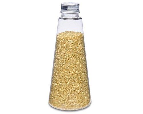 Dekorzucker GOLD 170g, Streudekor, Zuckerdekor, Tortendekoration