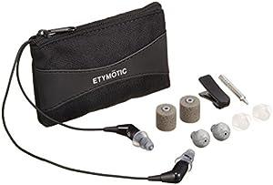 Etymotic Research MC5 Noise Isolating In-Ear Earphones (Black)