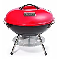 Cuisinart CCG-190 Portable Charcoal Grill, 14-Inch by The Fulham Group