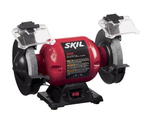 Discover Bargain SKIL 3380-02 120-Volt 6-Inch Bench Grinder